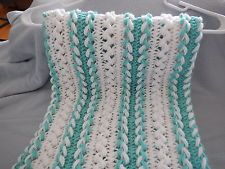 03a2cc6278930 Ravelry  Project Gallery for Hairpin Lace Baby Blanket pattern by Bernat  Design Studio