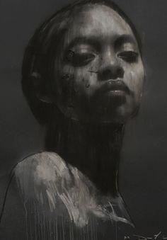 Artist Mark Demsteader