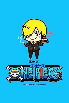 One Piece Sanji chibi