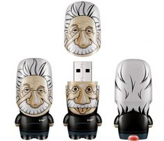 Mimobot 16GB USB - Einstein from Mimoco