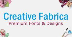 New progress in store Creative Fabrica