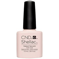 CND Shellac Nail Polish Naked Naivete 012 lb *** Check this awesome product by going to the link at the image.