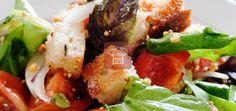 Хлебный салат  а-ля Panzanella | Кулинарный журнал Stay Delicious