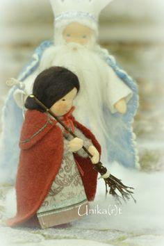 Mütterchen Tau und König Winter