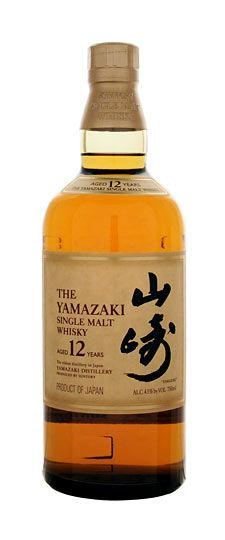Suntory Yamazaki 12 year old Japanese Single Malt Whiskey - Father's Day?