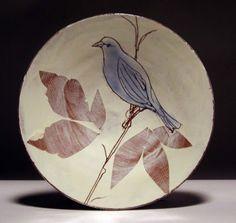A plate a day: Bird plates