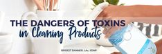 The Dangers of Toxins in Cleaning Products — Bridgit Danner, Functional Health Coach & Detox Expert Are you looking for safe, easy alternatives to the chemical-laden cleaning products that may be lur Asthma Remedies, Asthma Symptoms, Allergy Symptoms, Stainless Steel Cleaner, Asthma Relief, Diy Cleaning Products, Cleaning Tips, Acupressure Points, Lemon Essential Oils