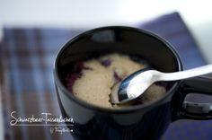 Schwarzbeer-Tassenkuchen - http://tassenkuchen-selber-machen.de/allgemein/schwarzbeer-tassenkuchen/