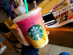 ♡Starbucks Mystery Drink!! (:♡