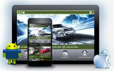 Autoxloo's customized mobile website would be an extreme benefit to every customer with their specific requirements and preferences.