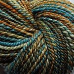 There's just something about a beautiful handspun yarn.