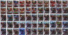Disney Pixar Cars Autos von Mattel 1:55 Serie 2013 / 2014 L