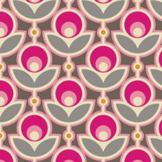 Joel Dewberry - Notting Hill Home Dec Sateen - Primrose in Pink
