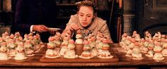 JUN  11  The Grand Budapest Hotel + Mendl's Pastry  by Videology Bar & Cinema