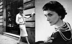 Korkusuz, Çılgın ve Anarşist Ruhlu Bir Modacı : Coco Chanel - http://www.aylakkarga.com/korkusuz-cilgin-anarsist-ruhlu-bir-modaci-coco-chanel/