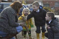 FANS of TV show Lambing Live are in for a treat if they visit a farm near Penkridge this week.  Lambing season has started at farms across Staffordshire and Lower Drayton Farm is no exception.  The...