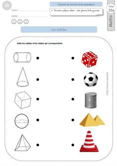 Worksheets For Grade 3, Alphabet Tracing Worksheets, Shapes Worksheets, Fun Activities For Kids, Educational Activities, Teaching Kids, Kids Learning, Maternelle Grande Section, Homework Sheet