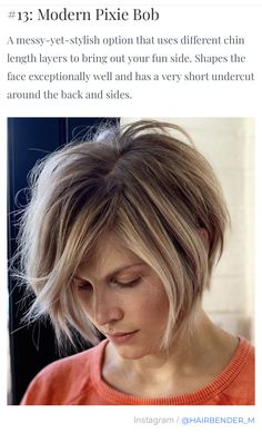Chin Length Haircuts, Chin Length Bob, Short Length Hairstyles, Hairstyle Short, Updo Hairstyle, Edgy Hair, Great Hair, Hair Today, Fine Hair