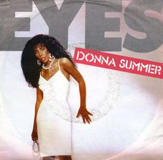 Music on vinyl: Eyes - Donna Summer
