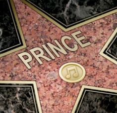 Prince Star Walk of Fame