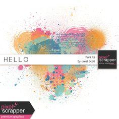 Hello - Paint Kit