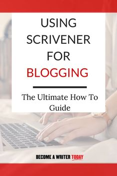 Are you looking for a better way of organizing your research and notes? In this post, you will learn how to use Scrivener for blogging. I also provide power user tips for writers and bloggers who are already familiar with Scrivener and want to get more. #becomeawritertoday #bloggingtips #writingtips #freelancewriting