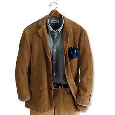 Red shirt challenge - This blazer