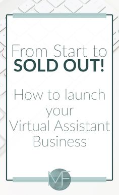 bb2d6b55df2 Are you wanting to work from home and start your own Virtual Assistant  Business