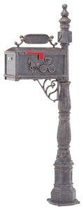 New Orleans rural mailbox Victorian Mailboxes, Rural Mailbox, Earth Tones, Exterior Design, New Orleans, City, Garden, Outdoor Decor, Modern