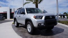 The 2013 Toyota 4Runner in Orlando is an exceptional option for all of your off-road adventures - check it out at Toyota of Orlando today, and don't forget to ask about our new Toyota specials to save big time!   http://blog.toyotaoforlando.com/2013/06/take-your-new-toyota-in-orlando-off-road/