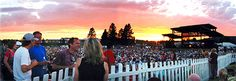 Catch a concert at Les Schwab Amphitheatre and stay at the Riverhouse Hotel in Bend Oregon.