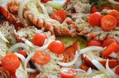 Catalan lobster - Aragosta alla catalana - RicettediSardegna.itRICETTE DI SARDEGNA