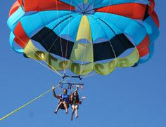 Get your adrenaline rush with Rincon Puerto Rico parasailing! Find Puerto Rico parasail and snorkel tours and trips, activities, watersports and adventure in Western Puerto Rico from Rincon Vacations. Wedding Fun, Post Wedding, Puerto Rico, Apple Vacations, Enchanted Island, The Valiant, Parasailing, Extreme Sports, Snorkeling