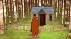 Bare by Helen Dallat. My 2011 graduation film from University of Wales, Newport. Bare is a film about a bear who moves to the woods, but soon finds out that he doesn't like all the mess!