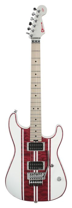 9f5a7583130 Charvel Custom Shop San Dimas GT1 Rally Red Guitar Amp