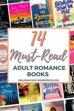 We all love a good romance book. In honour of February and Valentine's Day we put together 14 must-read romance books for adults from some best-selling authors. We've got a mix of paranormal, contemporary, historical, regency, and LGBTQ+ to fit whatever your romance desires are. Fiction Romance Books, Fiction Books To Read, Historical Romance Books, Good Romance Books, Good Books, Best Romance Novels, Love Reading, Reading Lists, Book Lists