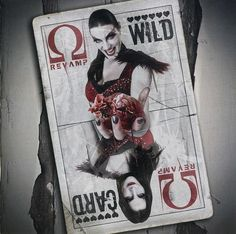 ReVamp - Wild Card (another female singer Symphonic Gothic Metal band)