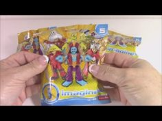 Mystery Toy Unboxing - Imaginext Figures