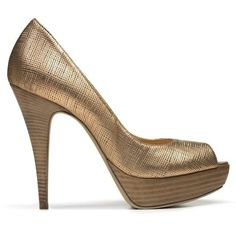RODO Firenze laser-treated open toe S/S 2012