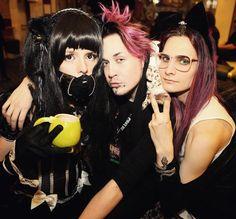 Endigo, Seike and Patrik. BatAAr and Kerbera