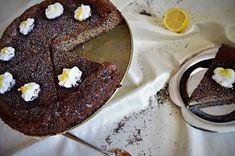 Makovo-jablková torta | kakesbake