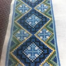 Relatert bilde Beaded Embroidery, Norway, Sewing Crafts, Beading, Bohemian Rug, Cross Stitch, Crafting, Costumes, Blanket