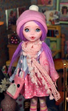 Ooak Custom Monster High Doll Sabrina 139 Nekomuchuu Repaint Draculaura Mattel | eBay