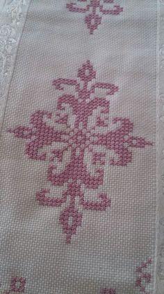 Delicate Roses Cross Stitch Ma