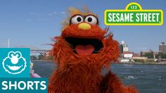 Sesame Street: Mind Games With Murray