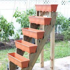 Vertical Planter Garden Perfect For Your Herbs