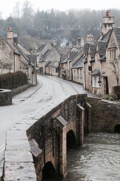 Castle Combe, in the southernmost reaches of the Cotswolds, is England's most beautiful village.