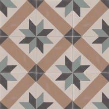 Cementová dlažba / obklad,  Zahir 0501 - 13 m2