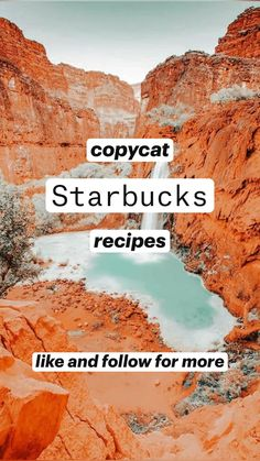 Secret Starbucks Drinks, Coffee Drink Recipes, Smoothie Drinks, Smoothies, Fun Baking Recipes, Frappuccino, Summer Drinks, Diy Food, Healthy Drinks