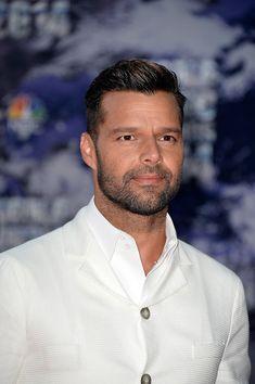 Ricky Martin Photos - Arrivals at the World Music Awards - Zimbio